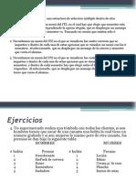 Tema v Estructuras Condicionales Multiples
