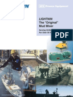 LIGHTNIN - Mud Mixers Catalog
