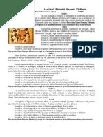 123. Acatistul Sfantului Mucenic Elefterie