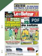 LE BUTEUR PDF du 27/07/2009