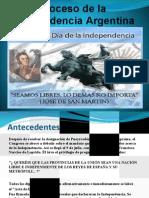 Proceso de La Independencia Argentina.pptx