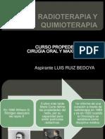 Luis Ruiz Radio Quimio Onco