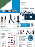 Programme conférences et événements du salon #VAD.Conext 2013