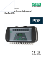 GasGard XL_Manual ES