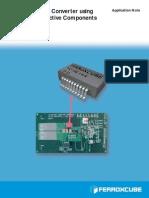 14 Watt DC-DC Converter Using IICs