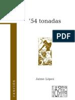 Jaime López - '54 tonadas