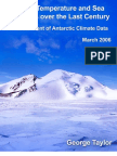Antarctic A White Paper Final