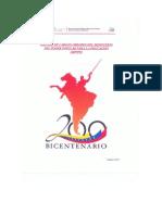 Manual de Funciones Obreros Del Ministeri de Educacion