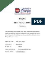 BMK 3043 Seni Mengarang Tugasan 2