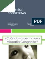 Def Miopatias Congenitas (1)