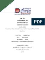 BMS 3013 Kesusasteraan & Kebudayaan Melayu Esei 1