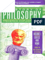 Frederick Copleston - A History of Philosophy Greece and Rome (Vol 1) (Ingles)