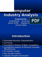 ComputerIndustryAnalysis8-06