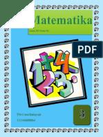Bahan Ajar Matematika Kelas III SD Semester 1