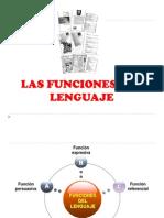 5 Funciones Del Lenguaje