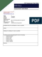 max task sheet 1 portfolio grade 7