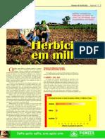 Caderno Especial Sobre Uso de Herbicidas Em Milho