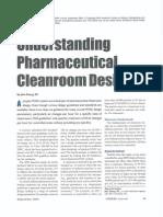 Understand Pharmaceutical Cleanroom Design