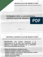 Introduccion de Sistemas Artificiales de Produccion