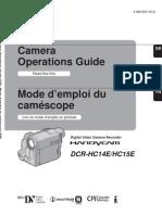 Manual Camcoder