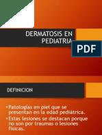 Dermatosis en Pediatria
