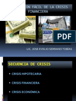 Terminologia Economica Crisis Financiera