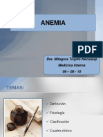 9. ANEMIA Exposicion