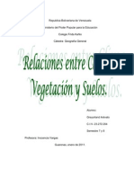 47801022 Relacion Entre El Clima La Vegetacion y Los Suelos