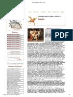 Mitologia Greca e Latina, Oreste