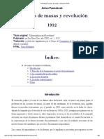Pannekoek_ Acciones de masas y revolución (1912)