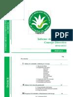 Informe 2012 comercam 27-04-2013