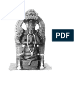 Patanjali Photo :Snake Body and Human Face