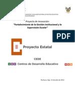 5.- Proyecto Estatal Hidalgo