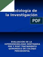 presentacion Metodología de la Investigación