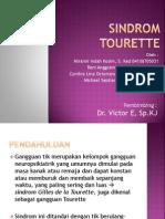 Sindrom Tourette