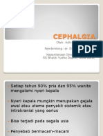 Cephalgia Adhi