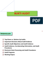 Bukti Audit-Prosedur Audit-Kertas Kerja