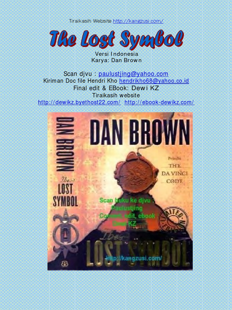 DanBrown-TheLostSymbol 6138ab7031