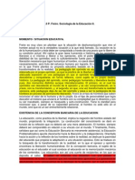 Unidad 5 Actividad 5.3 P. Freire. Sociologia de La Educacion II. TMontoyaR