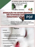 INTOXICAÇÃO POR AINEs (ASPIRINA E PARACETAMOL) em Gatos