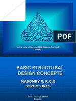 Basic Structural Design Concepts