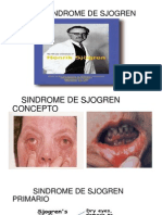 Sindrome de Sjogren Completa
