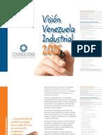 CONINDUSTRIA Vision Venezuela Industrial 2025