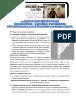 El Perú y su Concepción Geopolítica aspecto físico - geográfico