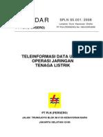 SPLN S5.001:2008