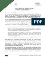 LARRAZABAL GONZÁLEZ La industria venezolana, presente y futuro