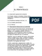 05 El Pentateuco