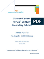 Science Centres for 21st Century Schools