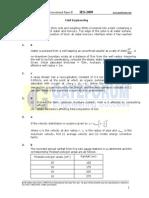 CE ConventionalPaper II 2009