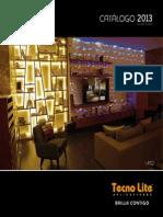 Tecnolite Catalogo Aplicaciones